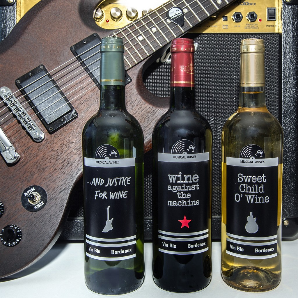 Musical Wines