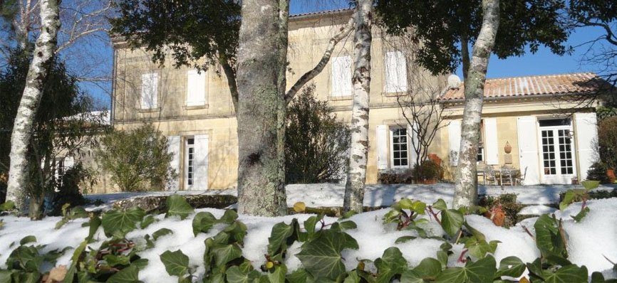 Chateau BEL AIR ST GEORGES 2016 web
